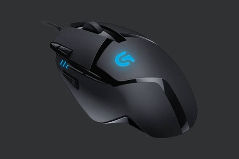Logitech G402 Hyperion Fury Ultra Fast FPS Gaming Mouse (Black)-computerspace