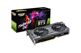 Inno3d GEFORCE RTX 3070 twin X2 OC Graphics Card-computerspace