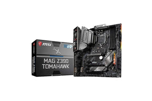 MSI MAG Z390 Tomahawk LGA1151 Gaming Motherboard-computerspace