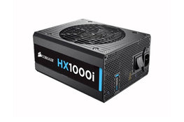 Corsair HX1000i 1000 Watt 80 Plus Platinum Certified Power Supply