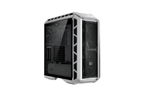Cooler Master MasterCase H500P Mesh White Edition Cabinet