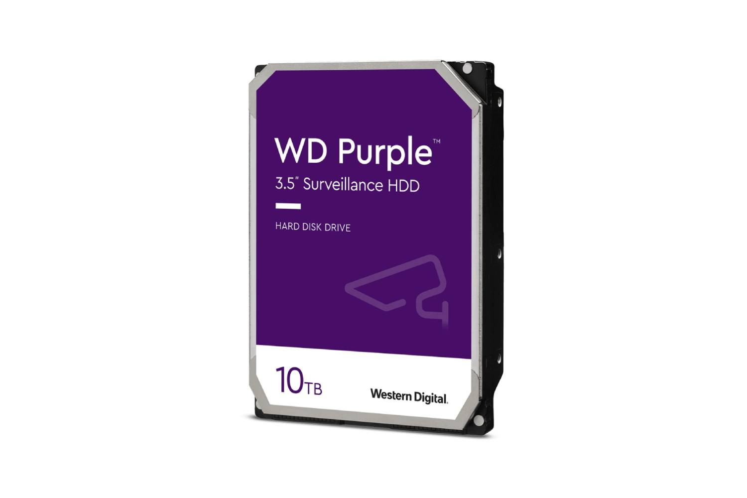 WD Purple 10TB Surveillance HDD (WD100PURZ)