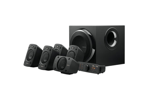 Logitech Z906 5.1 Surround Sound Speaker System-computerspace