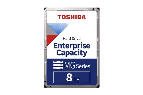 Toshiba 8TB 7.2K SATA 6Gbps 512E 3.5Inch Internal HDD MG06ACA800E-computerspace