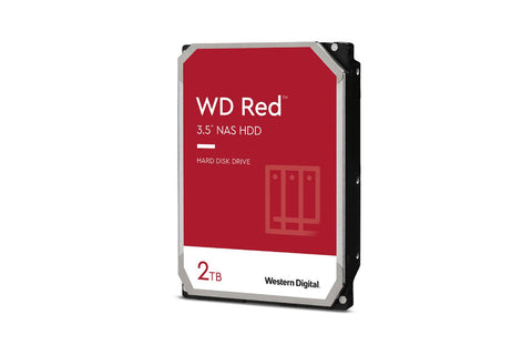 WD 2TB Red NAS Hard Disk Drives (WD20EFRX)