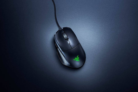 Razer Basilisk Essential Ergonomic Gaming Mouse with Multi-function Paddle-computerspace