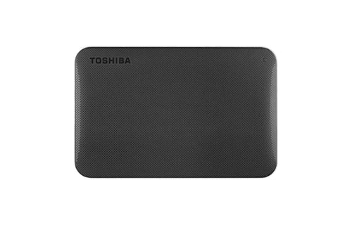 Toshiba Canvio 2TB A2 USB3.0 External Hard Drive (Black)