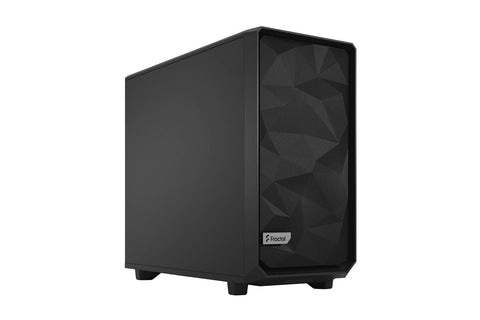 Fractal Meshify 2 Black Solid Case-computerspace