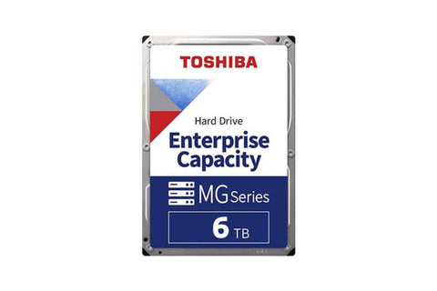 Toshiba 6TB 7.2K SATA 6Gbps 512E 3.5Inch Internal HDD MG06ACA600E-computerspace