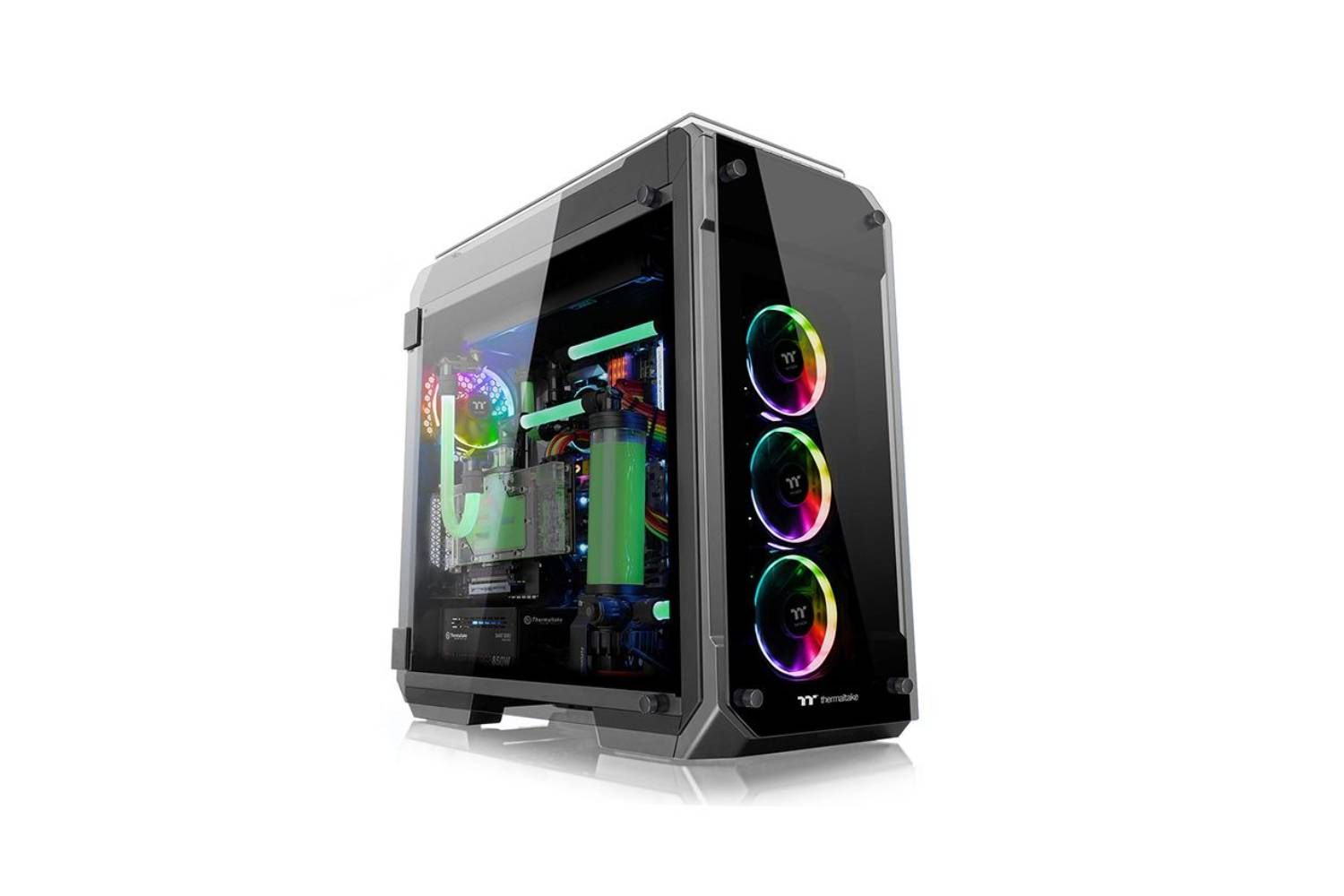 Thermaltake View 71 Tempered Glass RGB Edition Cabinet