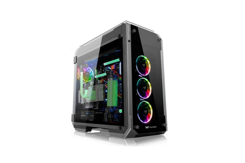 Thermaltake View 71 Tempered Glass RGB Edition Cabinet-computerspace