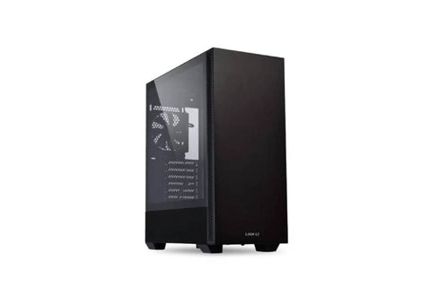 LIAN LI LANCOOL 205 Black Case