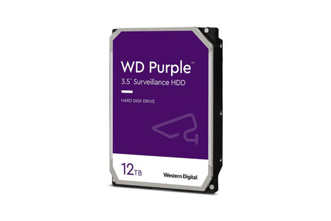 WD Purple 12TB Surveillance HDD (WD121PURZ)