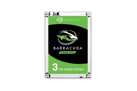"Seagate BarraCuda 3TB 7200 RPMATA 6.0Gb/s 3.5"" HDD"