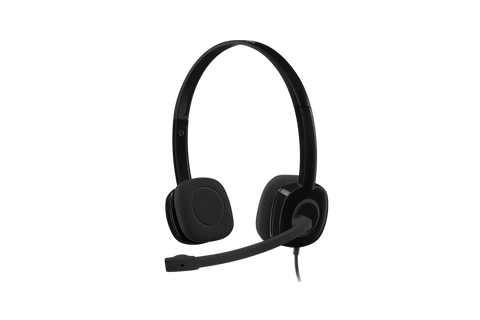 Logitech H151 Stereo HEADSET-computerspace