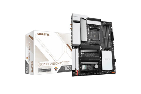 Gigabyte B550 Vision D Motherboard-computerspace
