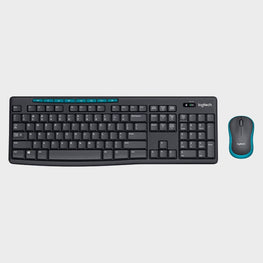Logitech MK275 Wireless Keyboard and Mouse Combo-Logitech-computerspace