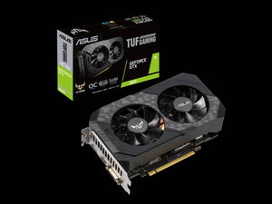 ASUS TUF Gaming GeForce GTX 1660 OC Gaming edition 6GB GDDR5