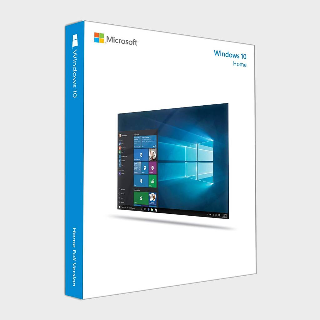 Microsoft Windows 10 Home English INTL: 32 and 64 Bits on USB 3.0 Included Full Retail Pack-Microsoft-computerspace