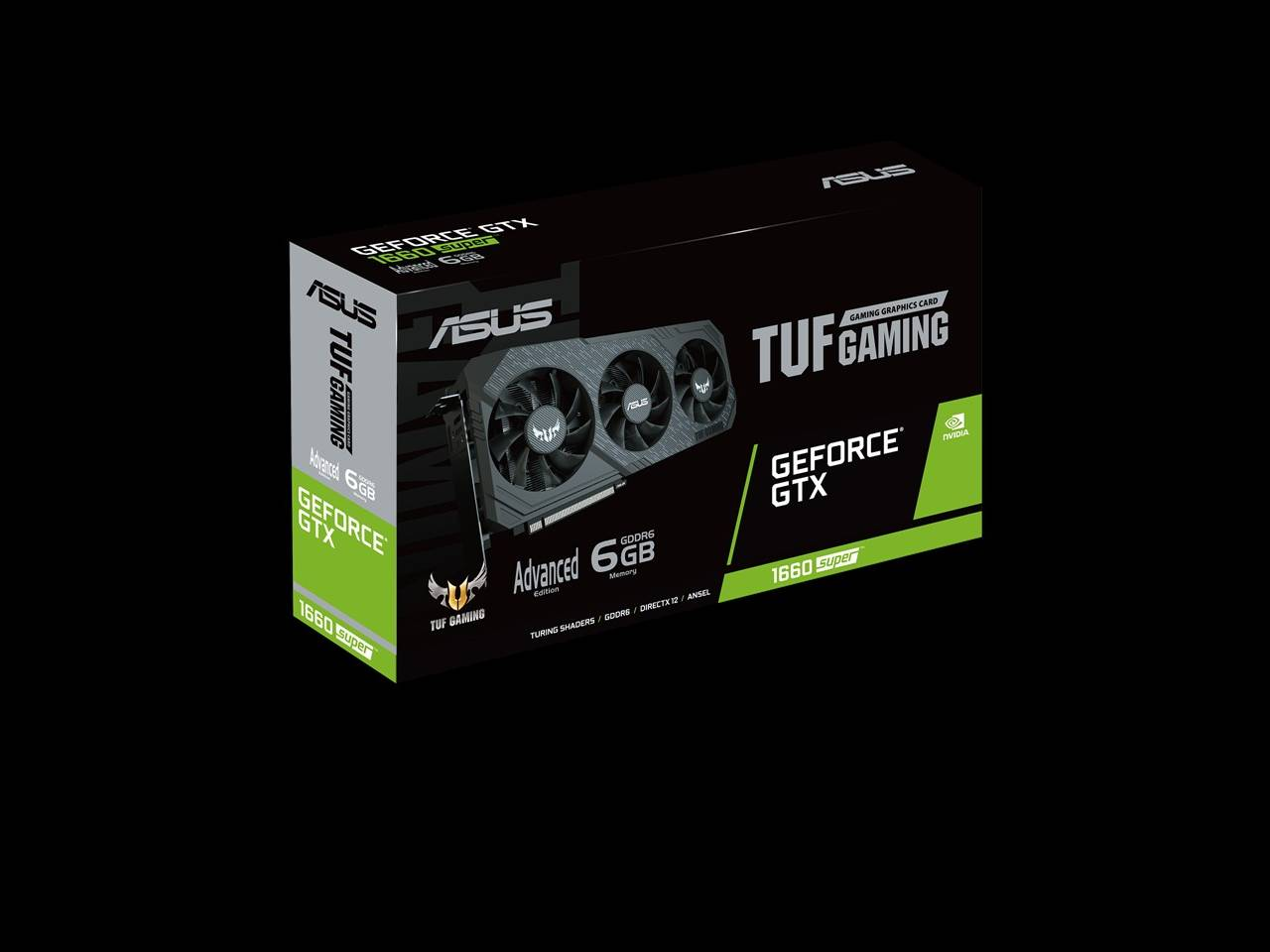 ASUS TUF Gaming X3 GeForce GTX 1660 SUPER Advanced edition 6GB GDDR6 Graphics Card