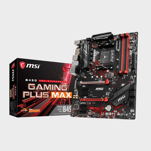 MSI B450 GAMING PLUS MAX AMD RYZEN MOTHERBOARD