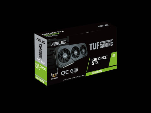 ASUS TUF Gaming X3 GeForce GTX 1660 SUPER OC edition 6GB GDDR6 Graphics Card-computerspace