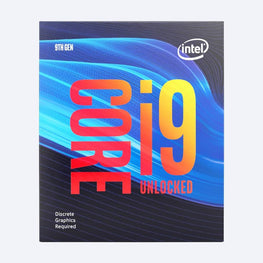 Intel® Core™ I9-9900KF Desktop Processor