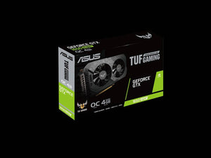 ASUS TUF Gaming GeForce GTX 1650 SUPER OC Edition 4GB GDDR6 Graphics Card-computerspace