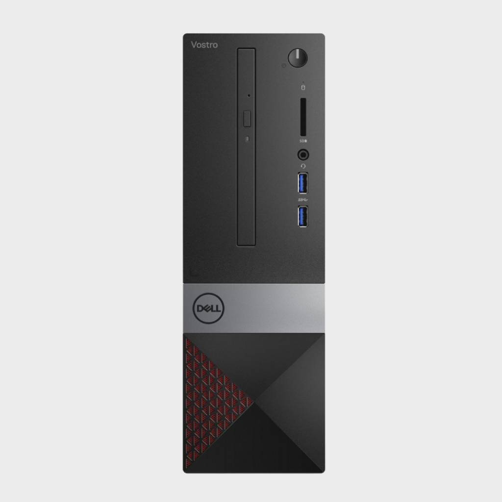 "Dell Vastro 3470 with Windows 10 home and 18.5"" (inch) monitor complete desktop-DELL-computerspace"