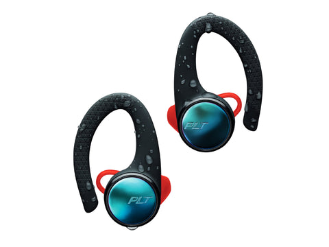 Plantronics BACKBEAT FIT 3100 Headphones with Mic Sweatproof and waterproof Black-computerspace