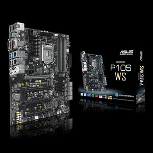 Asus WS P10S Workstation Motherboard-computerspace