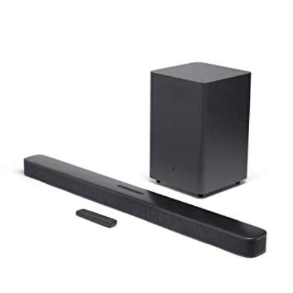 JBL Bar 2.1 Deep Bass Soundbar with Wireless Subwoofer