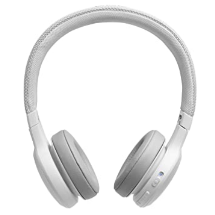 JBL Live 400BT Wireless On-Ear Voice Enabled Headphones with Alexa