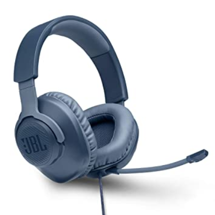 JBL Quantum 100 Wired Over-Ear Gaming Headset