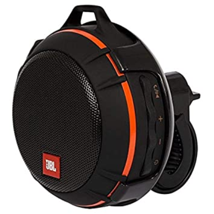 JBL Wind Portable Bluetooth Speaker with FM Radio