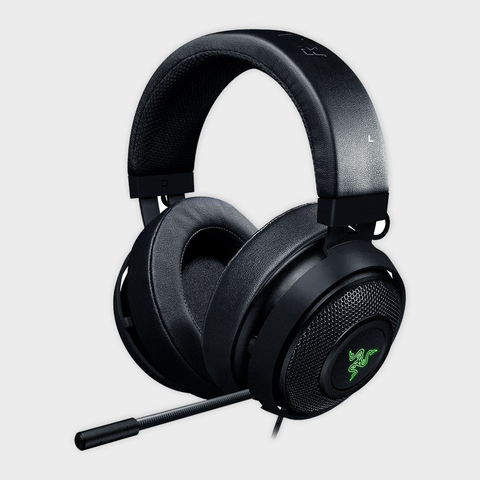 Razer - Kraken 7.1 V2 - Digital Gaming Headset - Black - Oval Ear Cushions-RAZER-computerspace