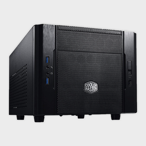 Cooler Master Elite 130 Mini-ITX Computer Case/Cabinet-Cooler Master-computerspace