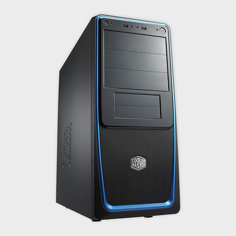 Cooler Master Elite 311, Blue, U3*1+U2*1 Cabinet-Cooler Master-computerspace