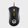 Overwatch Razer DeathAdder Elite - Multi-color Ergonomic Gaming Mouse-RAZER-computerspace