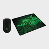 Razer - Abyssus 2000 Gaming Mouse with Goliathus Control Fissure Mouse Mat (Black)-RAZER-computerspace