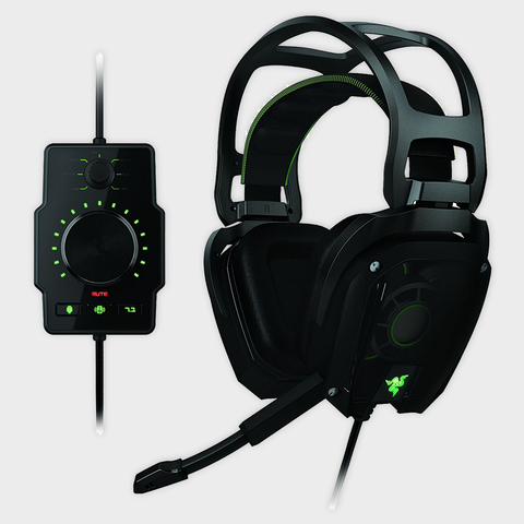 Razer - Tiamat Over Ear 7.1 Surround Sound PC Gaming Headset-RAZER-computerspace