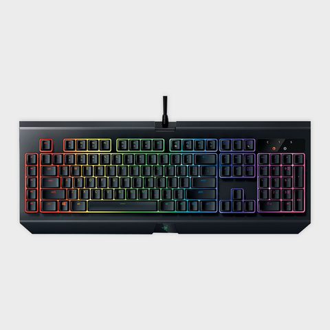 Razer BlackWidow Chroma V2 - Mechanical Gaming Keyboard(YELLOW SWITCH)-RAZER-computerspace