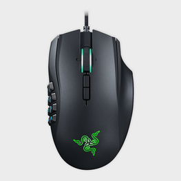 Razer - Naga Chroma Ergonomic MMO Gaming Mouse-RAZER-computerspace