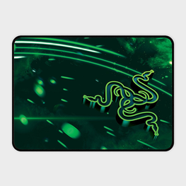 Razer - Goliathus Speed Cosmic Edition Soft Gaming Mouse Mat - Medium (Black)-RAZER-computerspace
