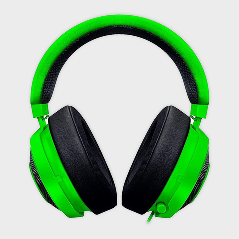 Razer - Kraken Pro V2 Analog Gaming Headset (Green)-RAZER-computerspace