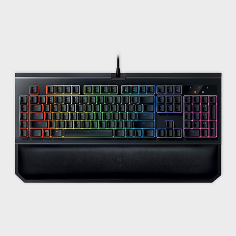 Razer - BlackWidow Chroma V2 RZ03-02030100-R3M1 Gaming Keyboard (Green)-RAZER-computerspace
