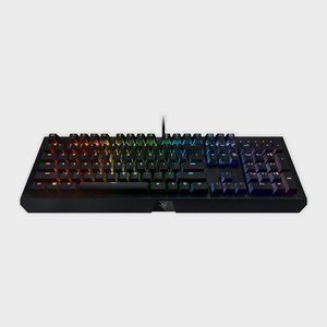 Razer - BlackWidow X Chroma - Multi Lighting Mechanical Gaming Keyboard-RAZER-computerspace
