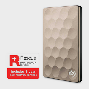 Seagate Backup Plus Ultra Slim 1TB USB 3.0 External HDD-SEAGATE-computerspace