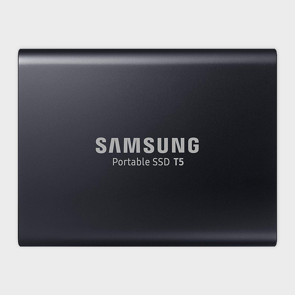 SAMSUNG - T5 1TB PORTABLE SSD (BLACK)-SAMSUNG-computerspace