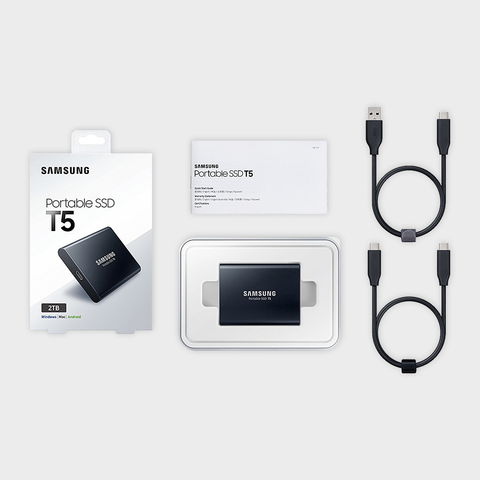 SAMSUNG - T5 2TB PORTABLE SSD-SAMSUNG-computerspace